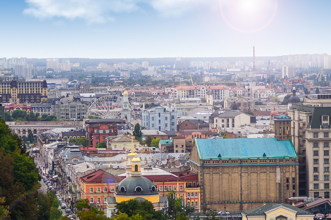 Transfer from Kiev airports to city center
